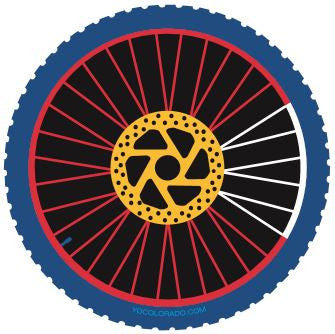 Add a Logo - Yo Colorado Mountain Bike