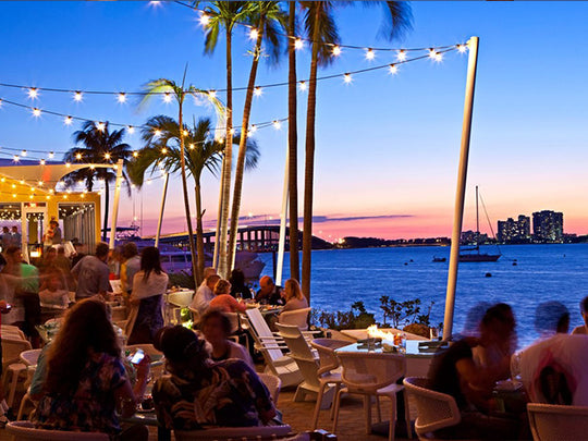 Where to Eat in Key Biscayne