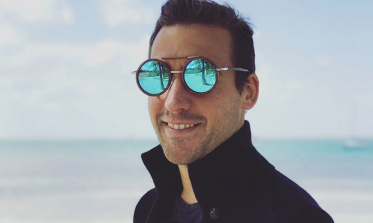 Founder Chesco Sanchez as one of Brickell's Rising Stars