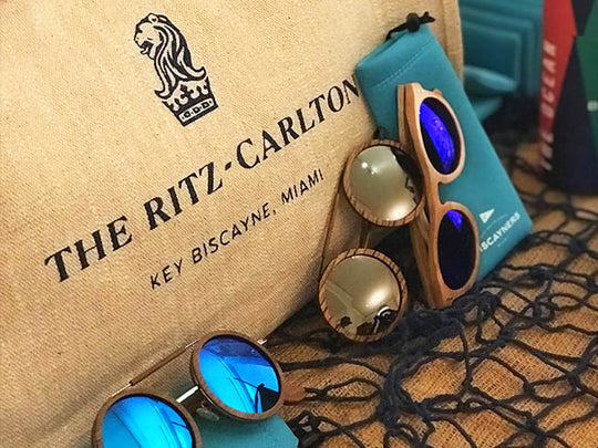 Our products now available at the Ritz-Carlton Hotel in Key Biscayne