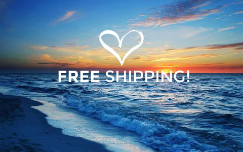 Free Shipping on all our orders shipped inside the United States