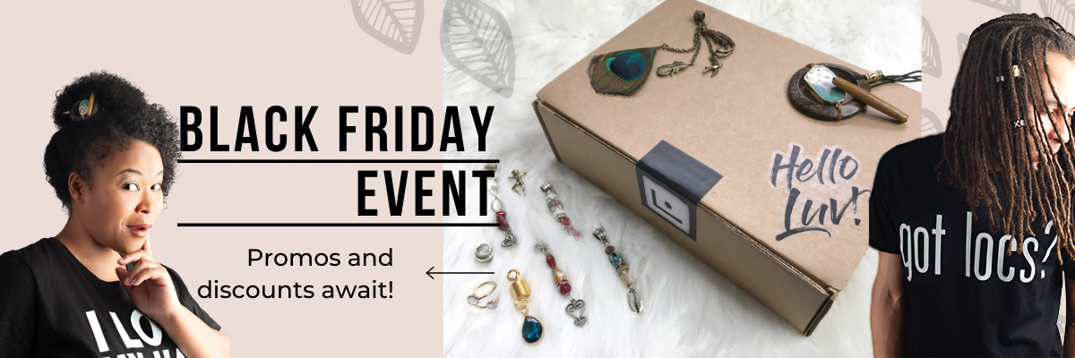 loccessories black friday event