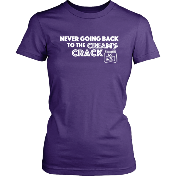 Creamy Crack Ladies T-Shirt - Loccessories™
