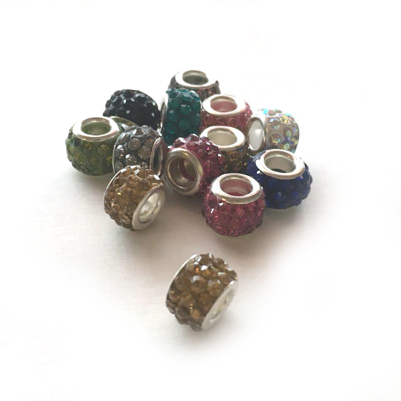 """Color Carnivale"" Loc Beads - Loccessories™"
