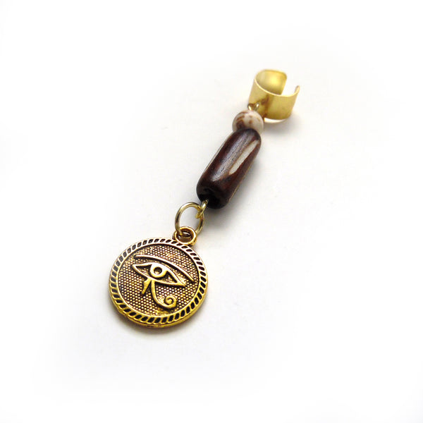 Eye of Horus Unisex Tribal Adjustable Dreadlock Jewelry - Loccessories™