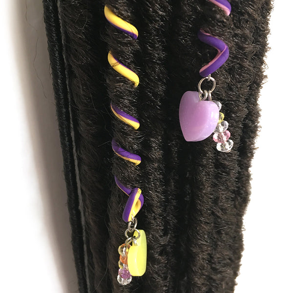 Sugar Twists for Locs, Twists & Braids - Assorted Styles - Loccessories™