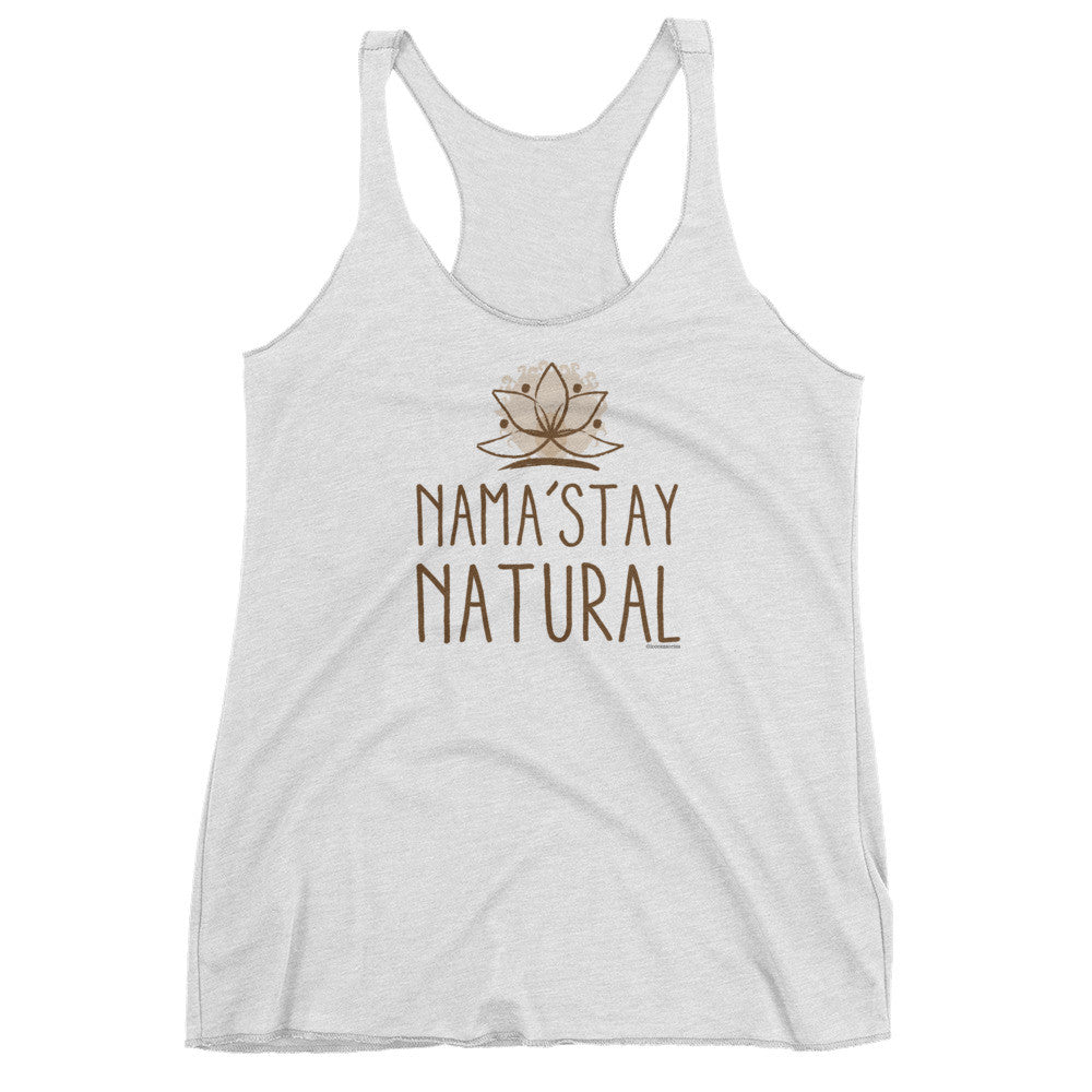 Nama'stay Natural Yoga T-Shirt