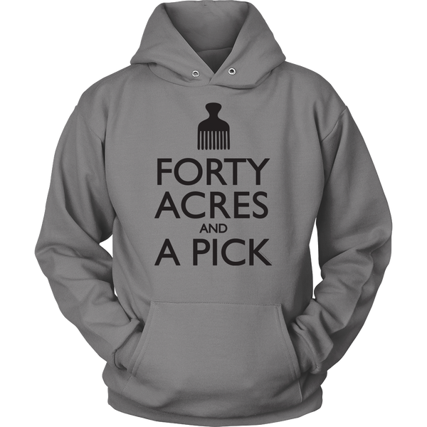 40 Acres T-Shirt & Hoodie - Loccessories™