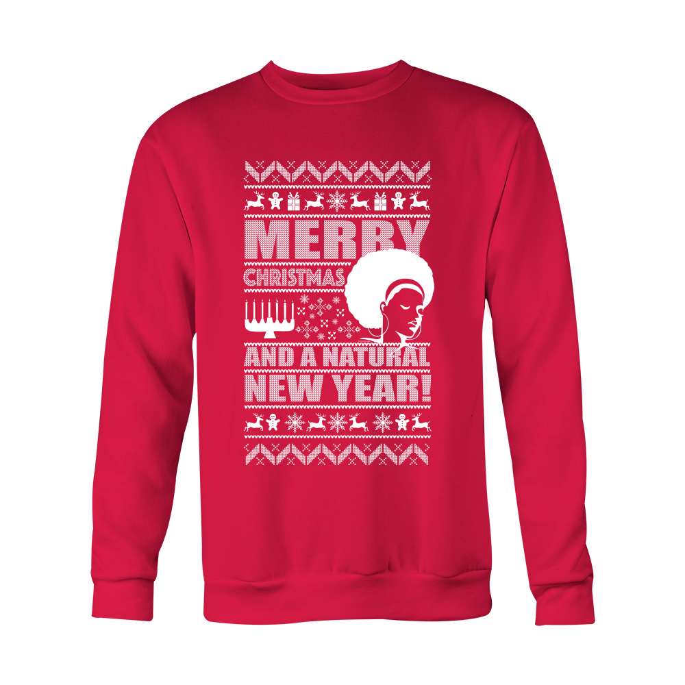 New Naturals Ugly Christmas Sweater Shirt - Loccessories™