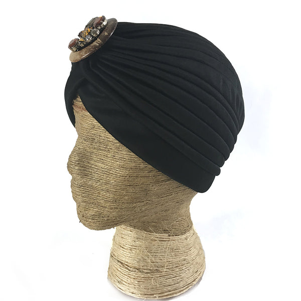 The Turbanista - Ms. Coco Turban Headwrap - Loccessories™