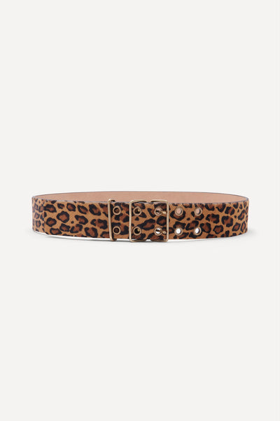 Bash Paris Casie Belt in Leopard