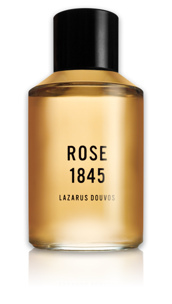 Rose 1845 By Lazarus Douvos Hair Oil
