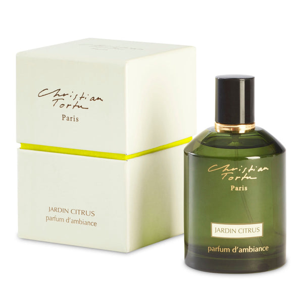 Christian Tortu Jarden Citrus Room Spray