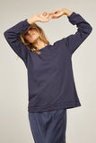 Primness Nexty Jumper in Indigo