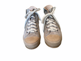 L'Ecologica Taupe and Sand High Tops