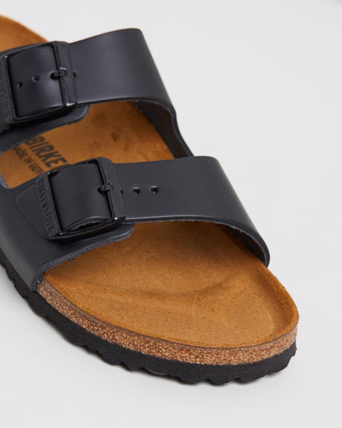 Birkenstock Arizona Smooth Black