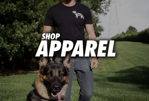 Landshark Apparel for German Shepherd and Belgian Malinois Owners
