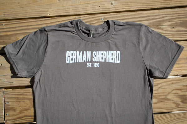 German Shepherd EST. Shirt