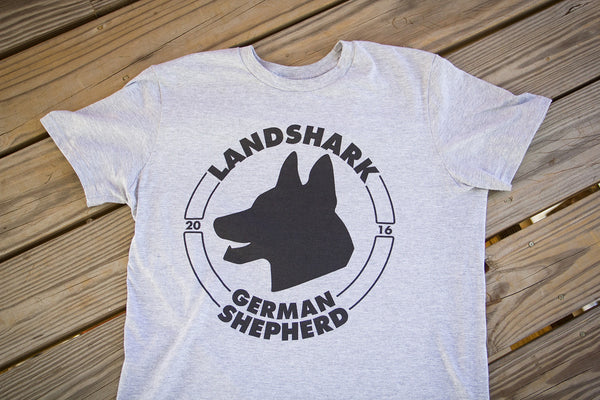 German Shepherd Seal Shirt