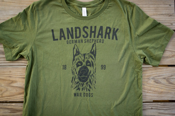 War Dogs - German Shepherd Shirt