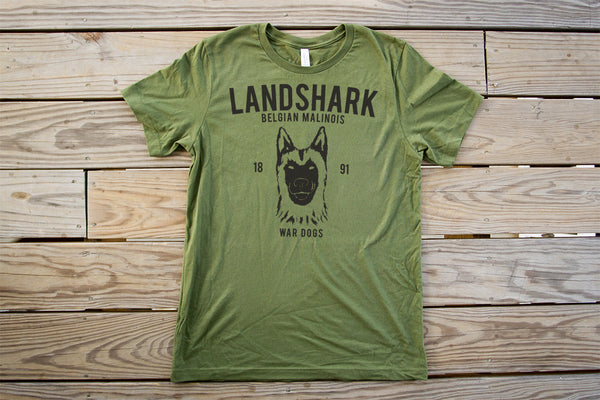 War Dogs - Belgian Malinois Shirt