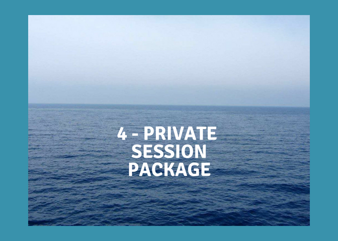 4 Sessions Package