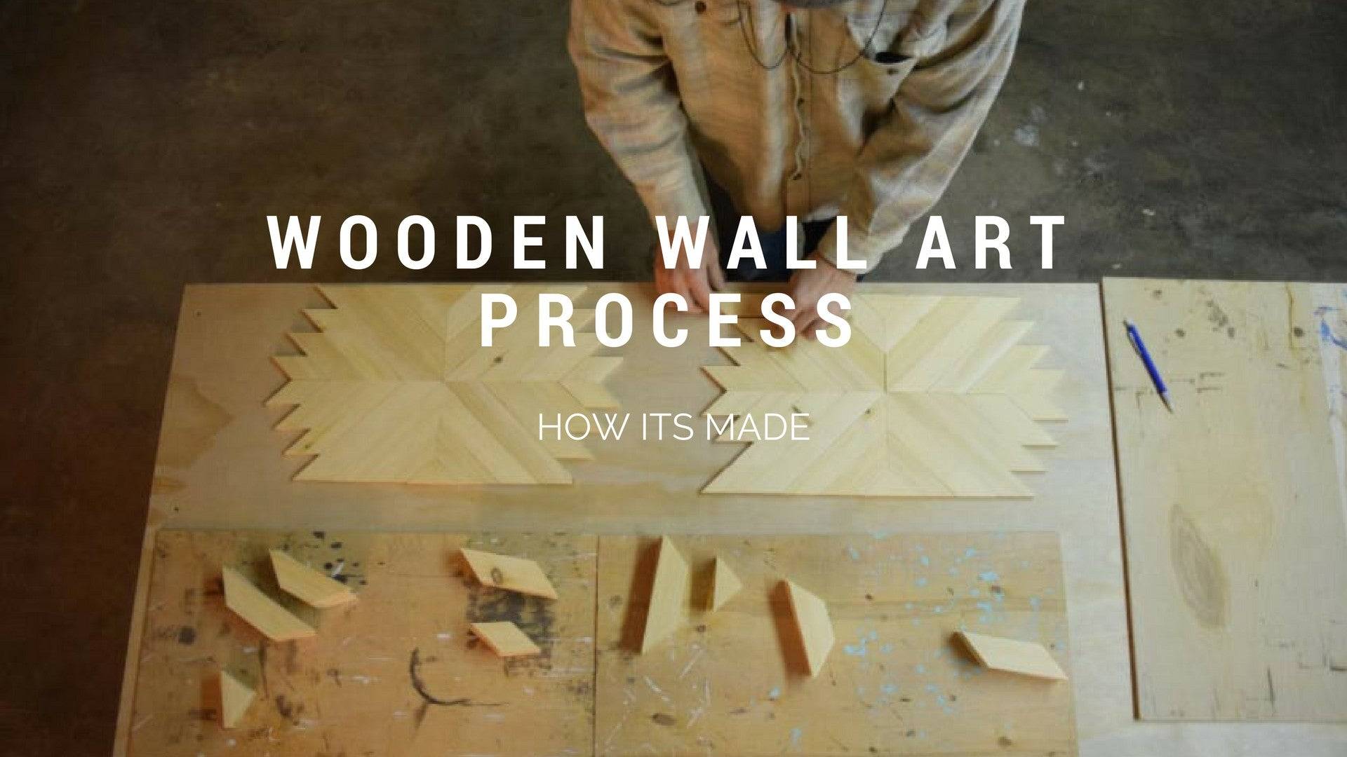 The Process Behind Wooden Wall Art