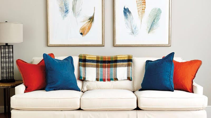 symmetry pillows