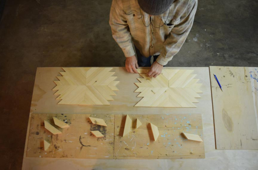 wooden-wall-art-process