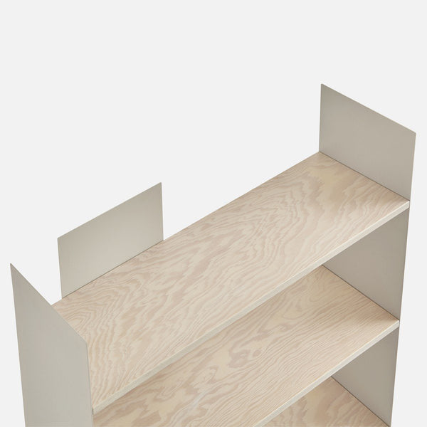 Three Level Wooden Shelf