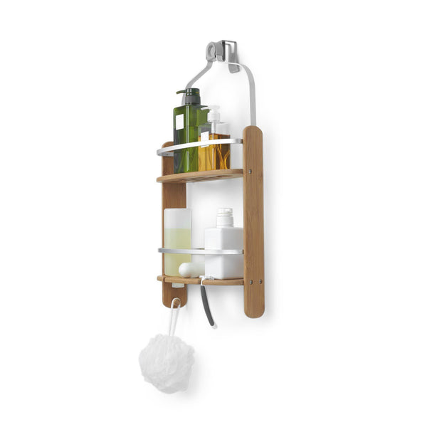 Bamboo Shower Caddy - Upper Earth
