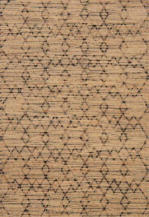 Charcoal Handwoven Area Rug - Beacon - Upper Earth