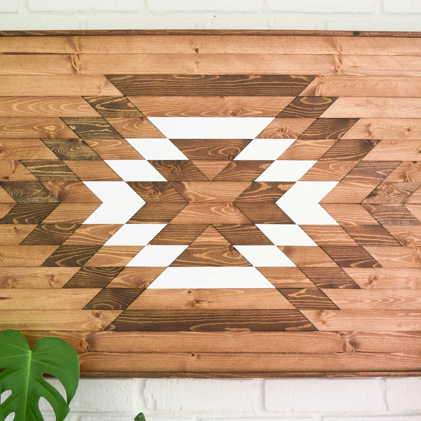 Taos Wooden Wall Art   Upper Earth ...