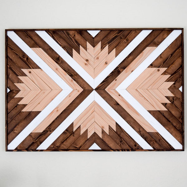 Acacia Wooden Wall Art