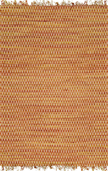 Gerald Handwoven Area Rug in Sunset - Upper Earth