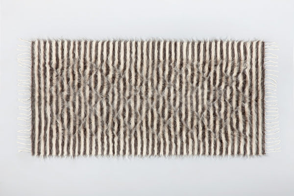 Haluk Mohair Rug - Upper Earth