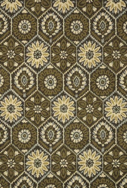 Mayfield Area Rug in Brown - Upper Earth