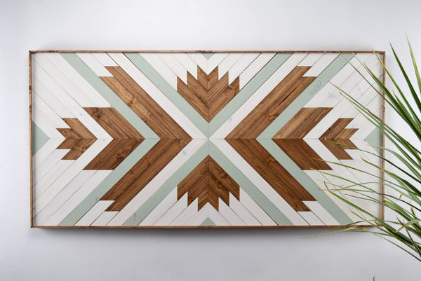 Modern Wooden Wall Art
