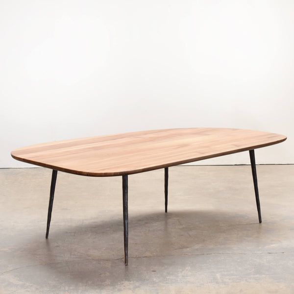 Milan Walnut Coffee Table