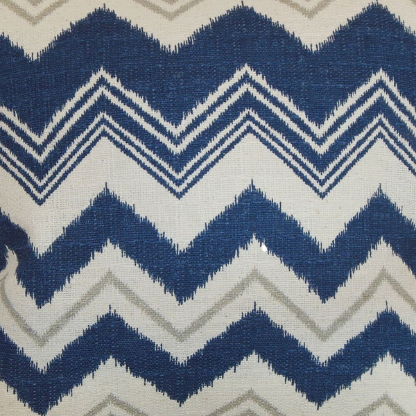 Quirindi Zigzag Pillow Birch - Upper Earth