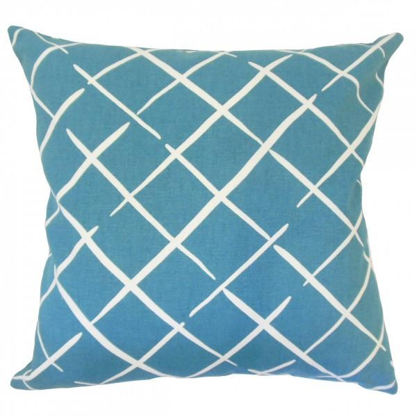 Parham Geometric Pillow Pool