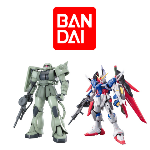 Bandai Gundam Model Kits