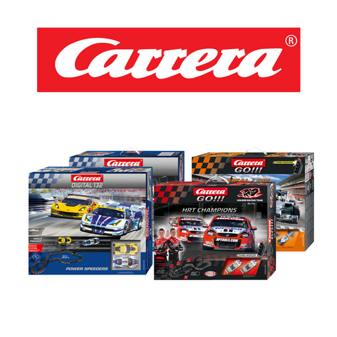Carrera Slot Car Sets