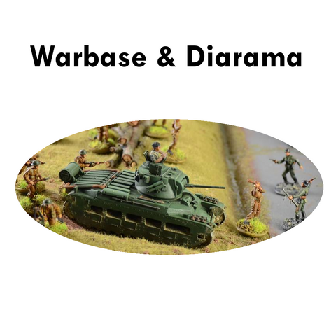 Category Warbase & Dioramas