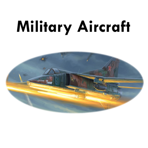 Plastic Kits 1/48 Category's Military Aircraft