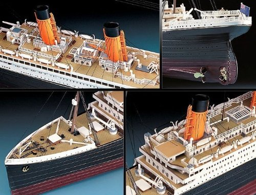 Academy 1/700 RMS Titanic - Coloured Ed.
