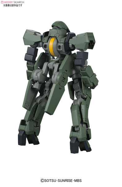 Bandai 1/100 Full Mechanics IBO Gundam Graze Commander type Standard type 1/100 Back View