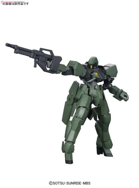 Bandai 1/100 Full Mechanics IBO Gundam Graze Commander type Standard type 1/100 Side Pose