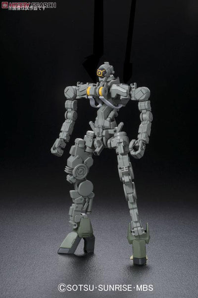 Bandai 1/100 Full Mechanics IBO Gundam Graze Commander type Standard type 1/100 No Armor Front View