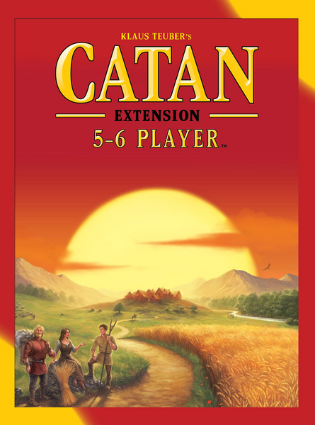Catan Expansion 5-6 Player